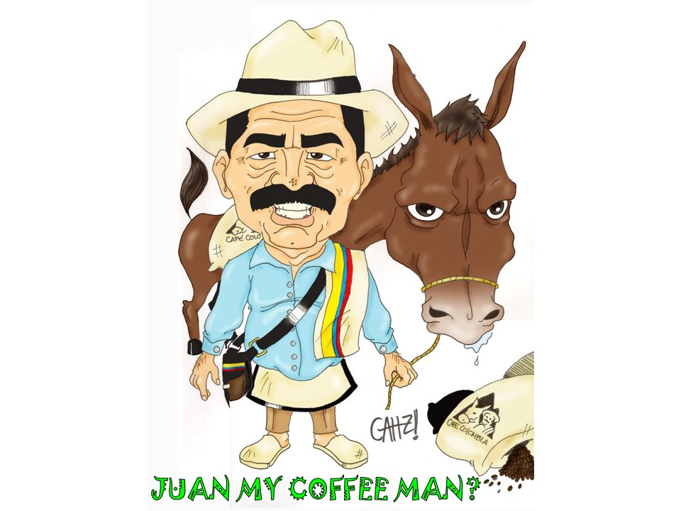 JUAN MY COFFEE B