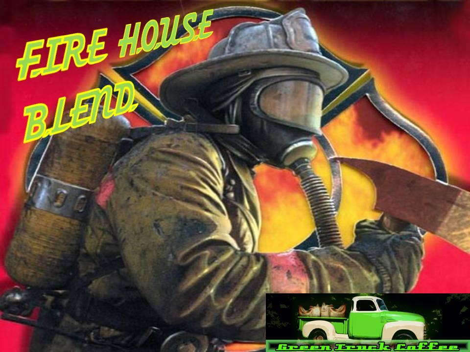 FIRE HOUSE BLEND 3