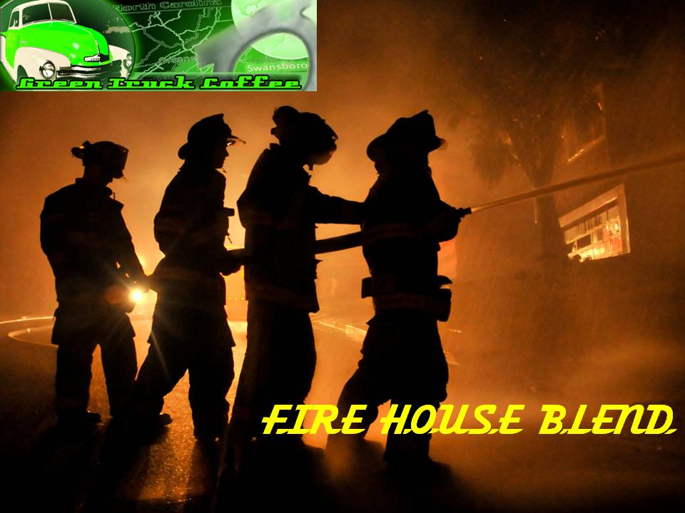 FIREHOUSE BLEND WEBSITE